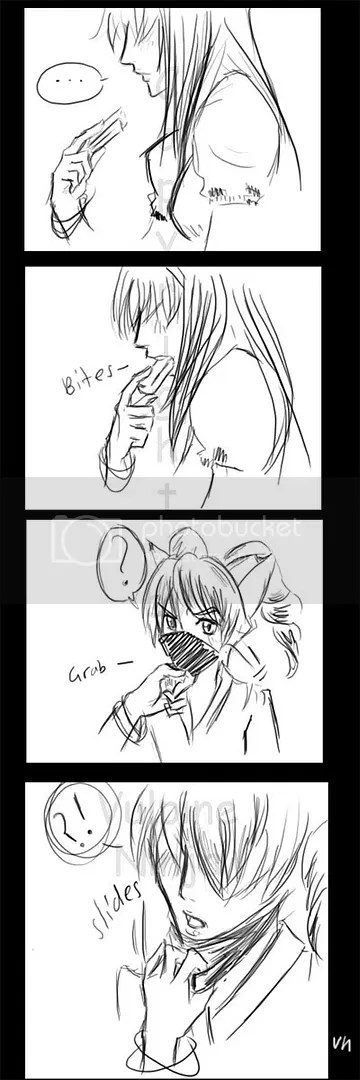 mana is a perv DX