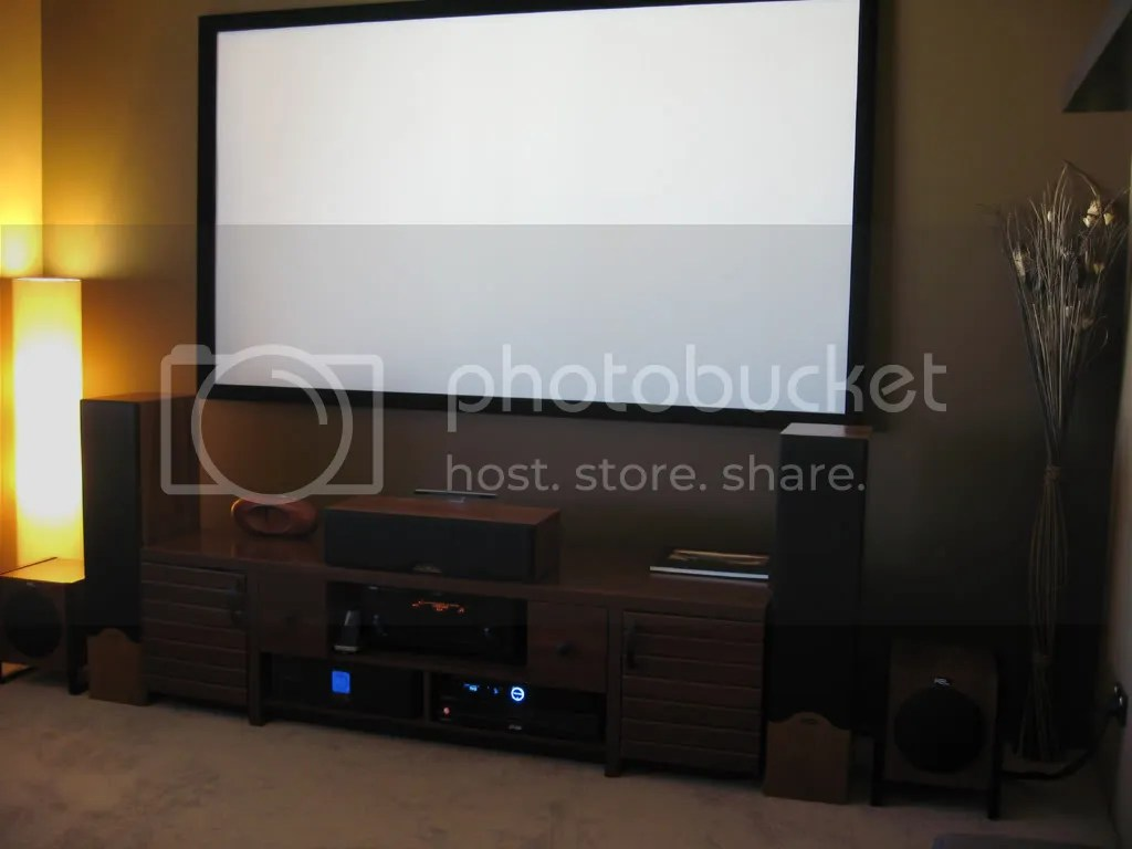 My Theatre Room 72 And Living Room 20 Systems AVS