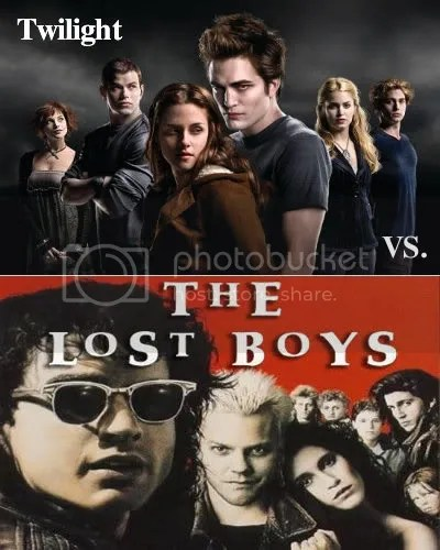 Twilight VS. The Lost Boys