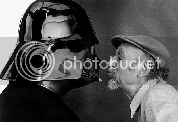 16 fotos inéditas do elenco de Star Wars