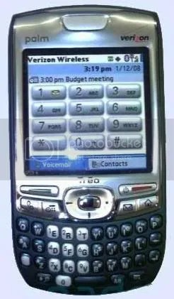 Verizon Palm Treo 755p