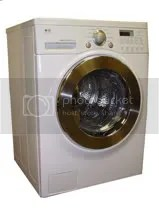 Combo washer and dryer