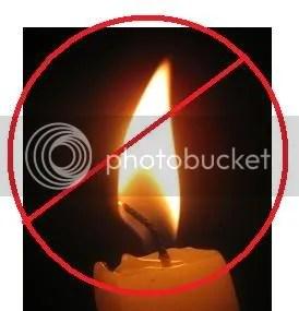 No more dangerous candles