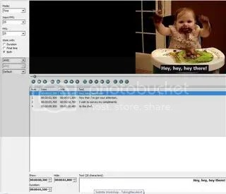 Subtitle Workshop screenshot