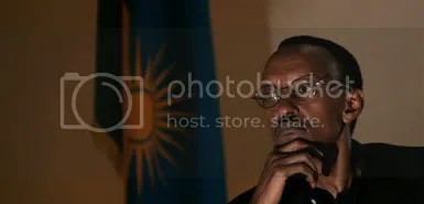 Major General Paul Kagame
