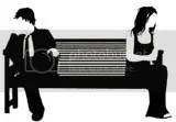 guy and girl on bench Pictures, Images and Photos