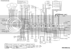 HELP please! Headlight wiring to F4 harness  CBR Forum