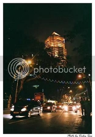 吉隆坡的夜