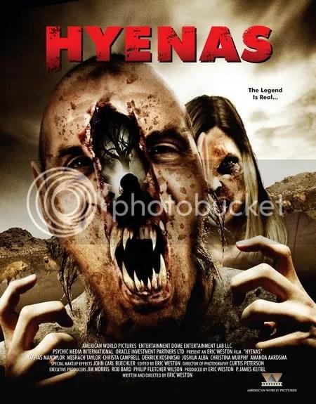 HyenasPoster