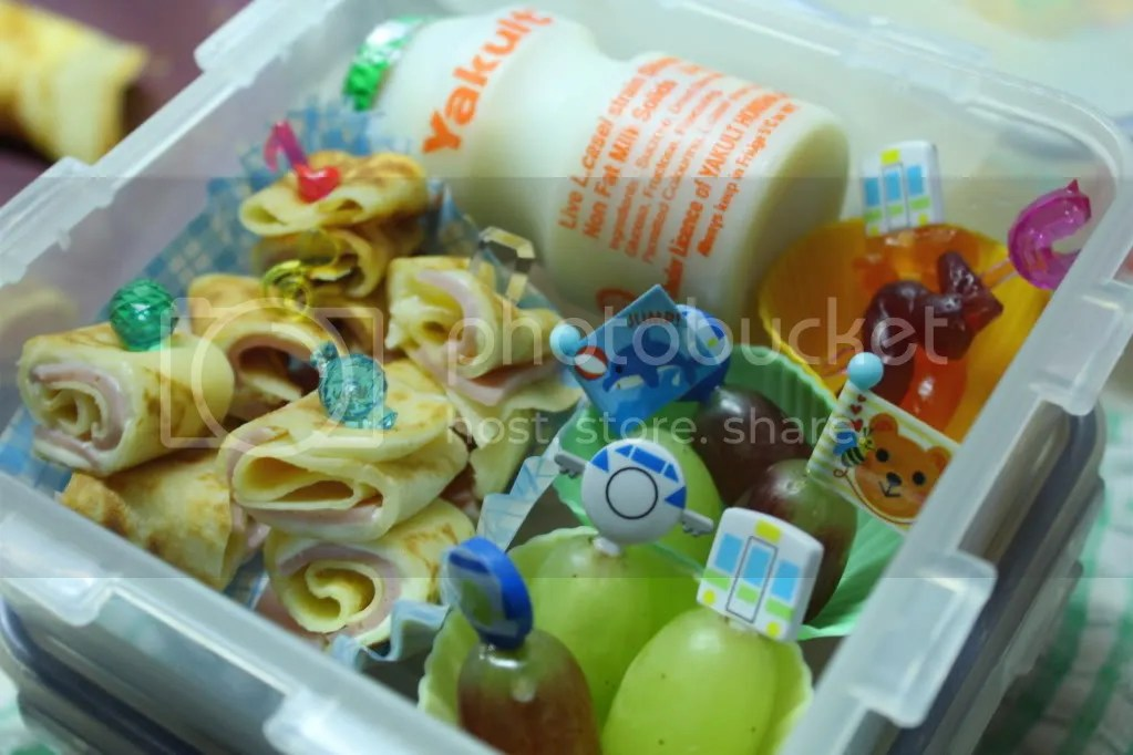 Picky Bento (for him)