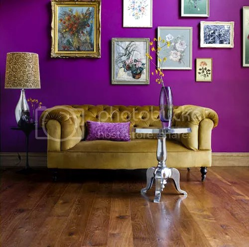 lovely purple walls Pictures, Images and Photos