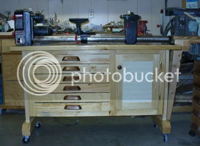 Build Diy Wood Lathe Stands Plans Pdf Plans Wooden Free