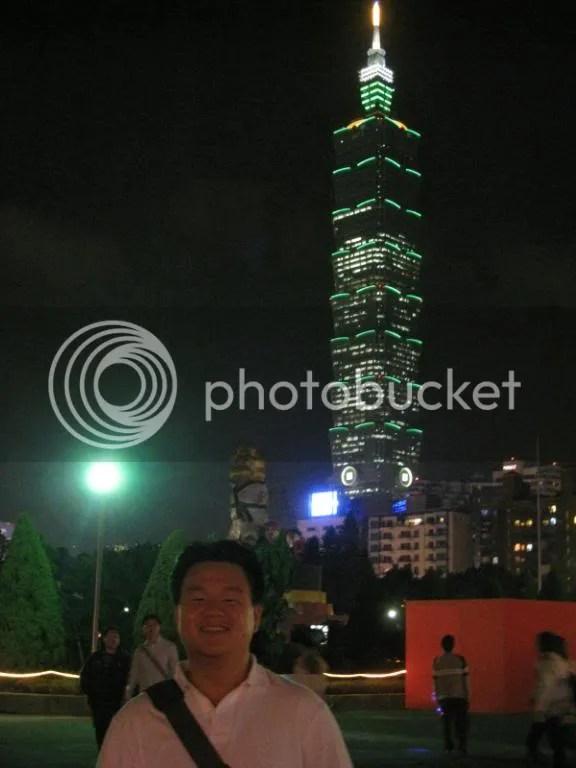 Taipei 101!