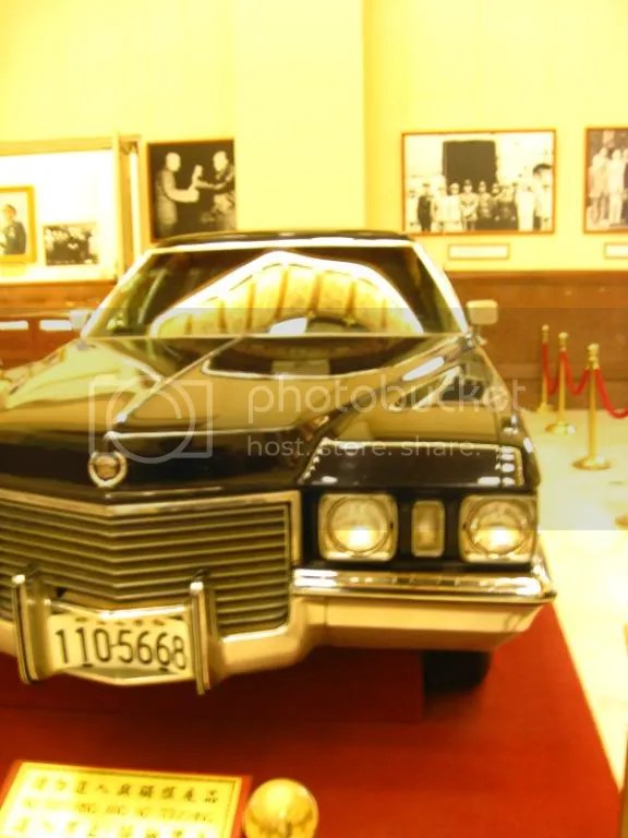 Dr. Sun Yats car I believe..