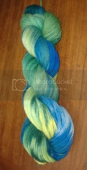 Worsted, Merino, Kettle-dyed