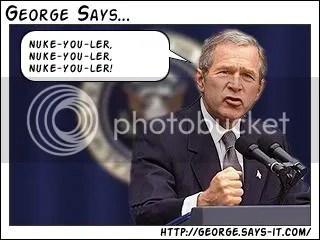 George Says