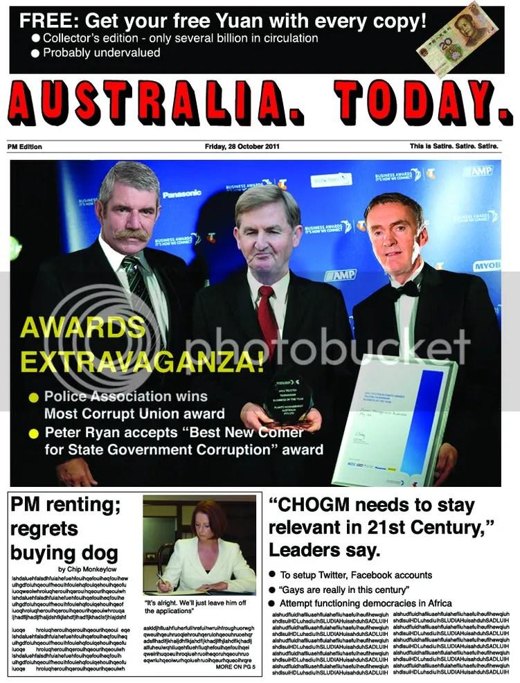 Australia Today 2