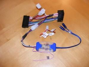 Technic PnP :: Logic7HK (677) PnP Trunk Sub Harness