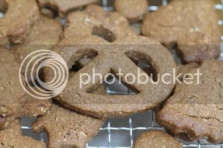 Bánh quy hạnh nhân chocolate