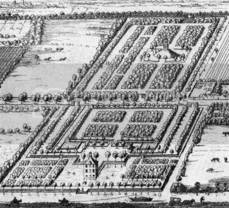 The Huygens Estate at Voorburg