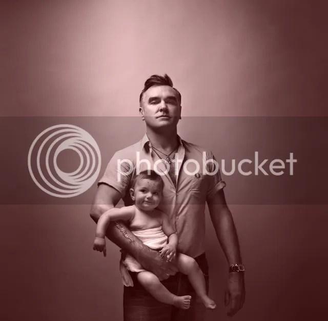 Morrissey, en la posible portada de su próximo álbum Years of Refusal