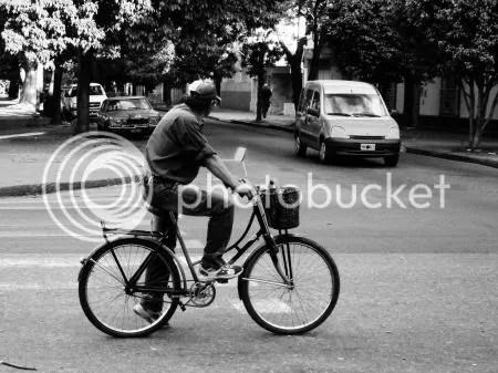Ciclista calculando
