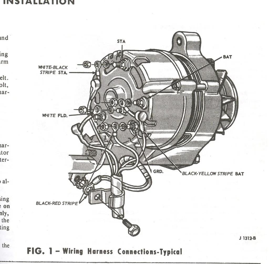 1965 Impala Steering Wheel Diagram Electrical Wiring Diagrams Harness Alternator Trusted Chevy Ii