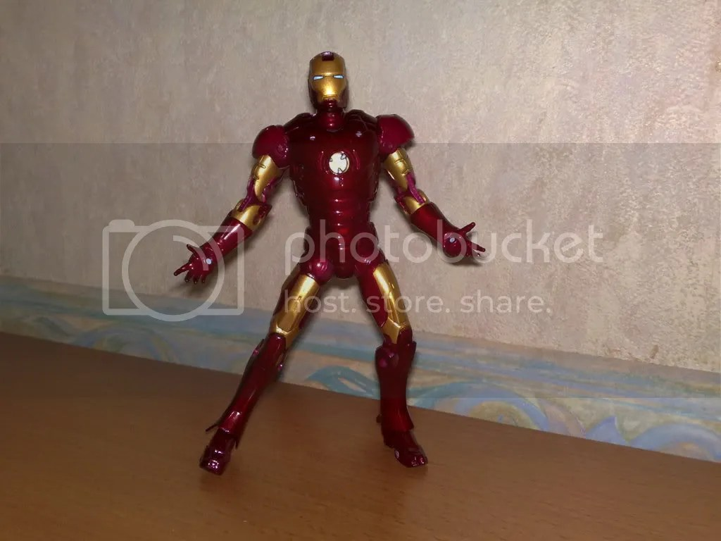 ironman pose 2
