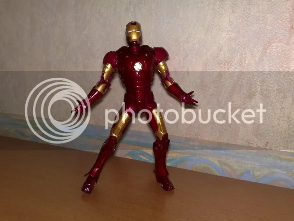 ironman pose 2