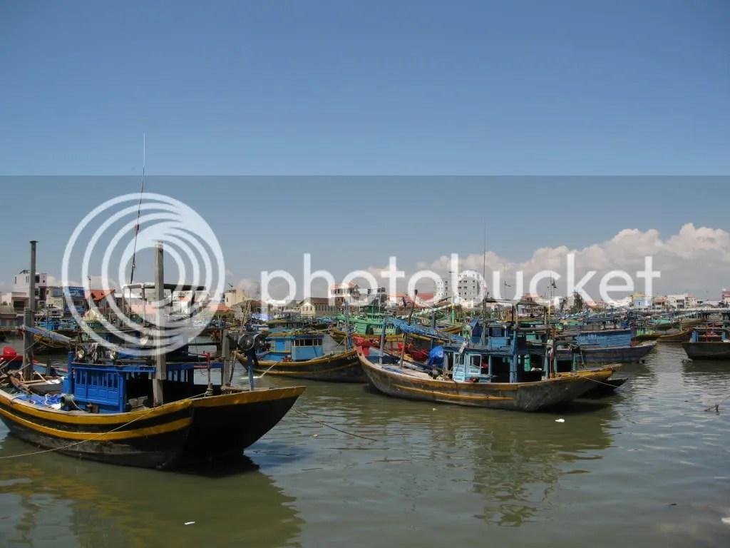 Cảng cá Phan Thiết
