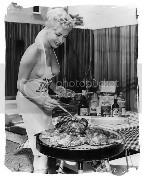 pin up bbq, oldies Pictures, Images and Photos
