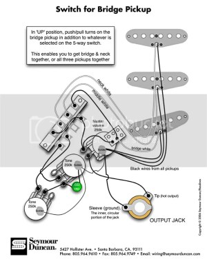 Switch to add neck pup to position 123  Fender Stratocaster Guitar Forum