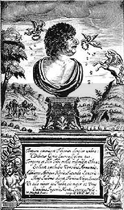 Robert Herrick - Hesperides title page