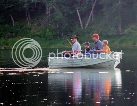 Guys in the Boat
