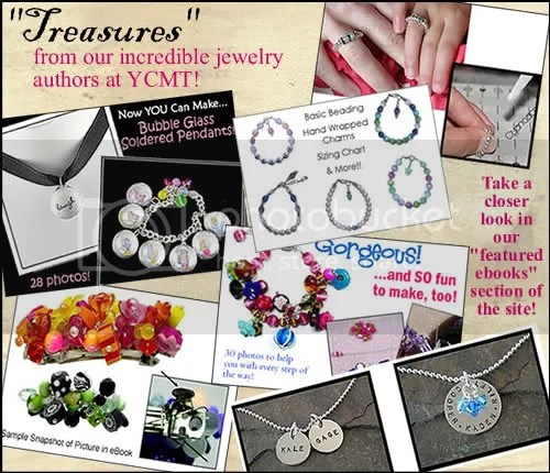 Treasures at YouCanMakeThis.com