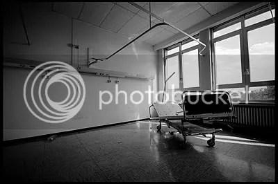 HH hospital urban exploration