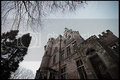 urbex,  urban exploration,  decay,  abandoned,  Germany,  Deutschland, architecture,  photography,  urban,  exploration, Chateau, castle, 1870, architect, Belgian, Charle-Albert, Flemisch, renaissance, ornament, ornaments, ornamentation, steel, concrete, vandalism, fires