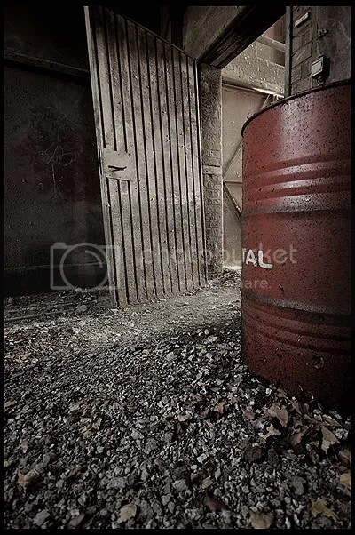 carolo beton abandoned concrete works