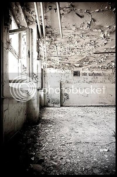 Kabelwerk abandoned DDR urban exploration