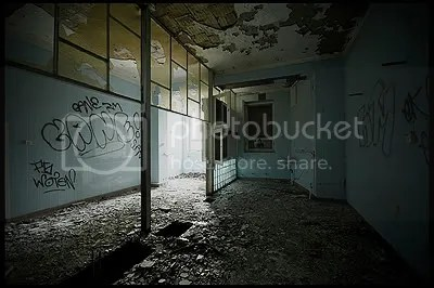 krankenhaus abandoned urban exploration