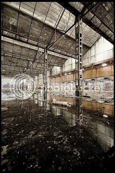 De Moor abandoned urban exploration