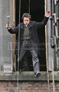 Downey, Sherlock Holmes
