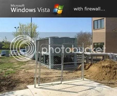 Firewall de Windows Vista
