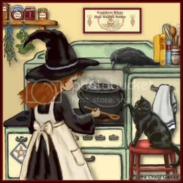 Elsie204.jpg kitchen witch 2 picture by witch_of_endore