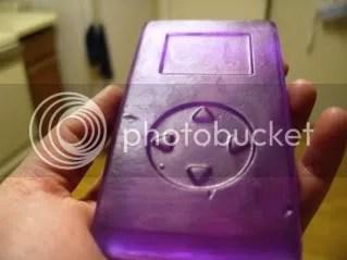 iPod soap