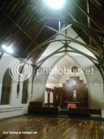 New Venue - Heritage Hall - 1/4