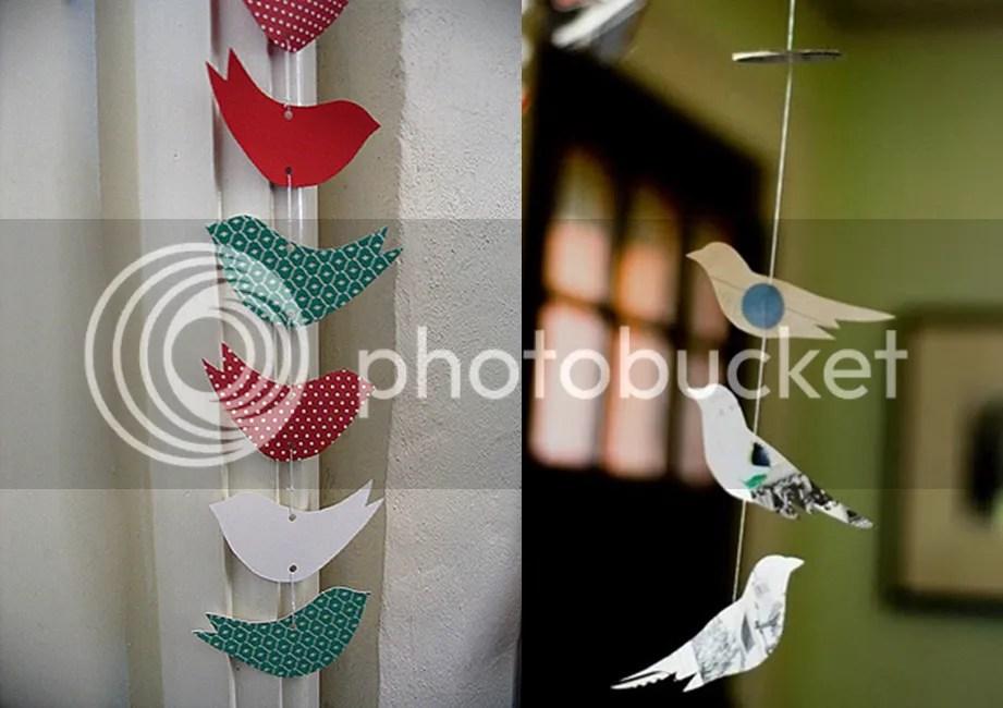 Bird Garlands