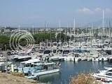 Antibes, Hafen