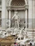 Rom, Trevi-Brunnen
