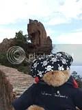 Korsika, Les Calanches